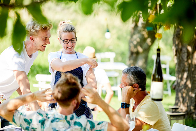 .momentum. mit Weingut Jurtschitsch im Raritätengarten der Arche Noah