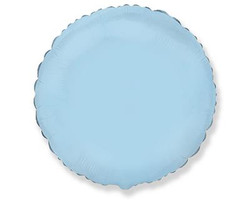 "Pastel blue 18"""