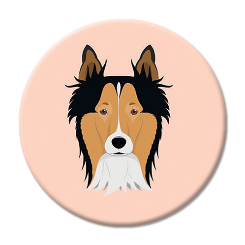 LOVE SOCKET BORDER COLLIE