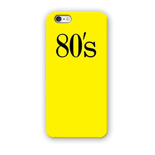 CAPINHA 80's