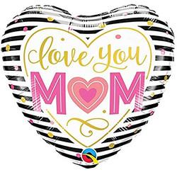 "Love mom 18"" / 5€"