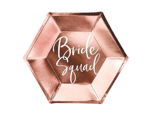 Bride Squad Pabertaldrikud
