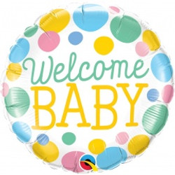 Welcome baby / 5€