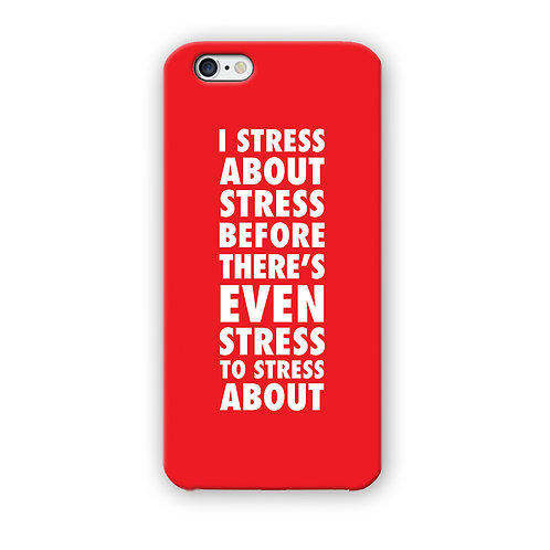 CAPINHA STRESS