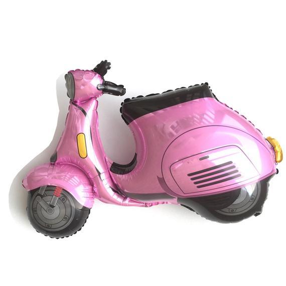 Pink skuter 7€