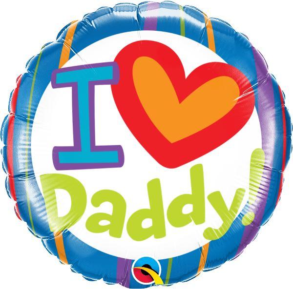 """love dad 18"""" / 5€"""