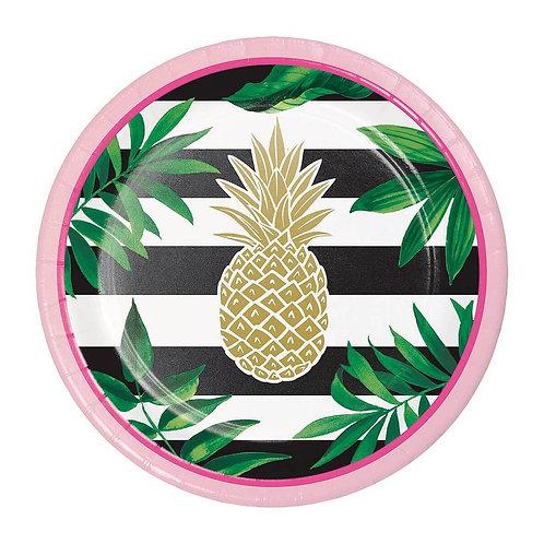 Pineapple  pabertal