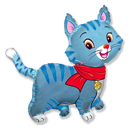 Blue cat 7€