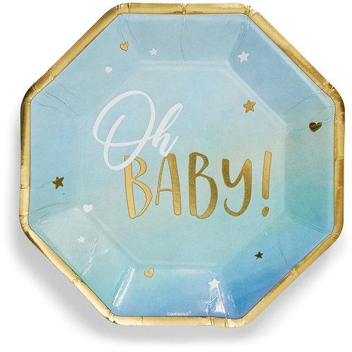 Oh Baby pabertaldrikut