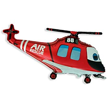 Red helicopter 7€