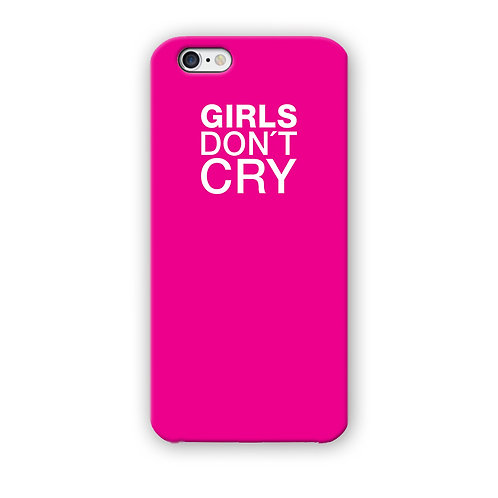 CAPINHA GIRLS DON'T CRY