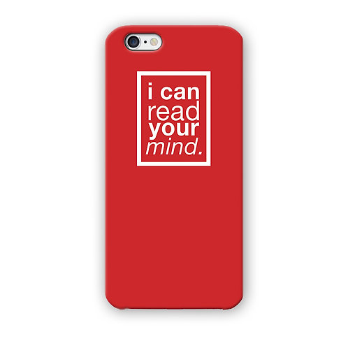 CAPINHA I CAN READ YOUR MIND