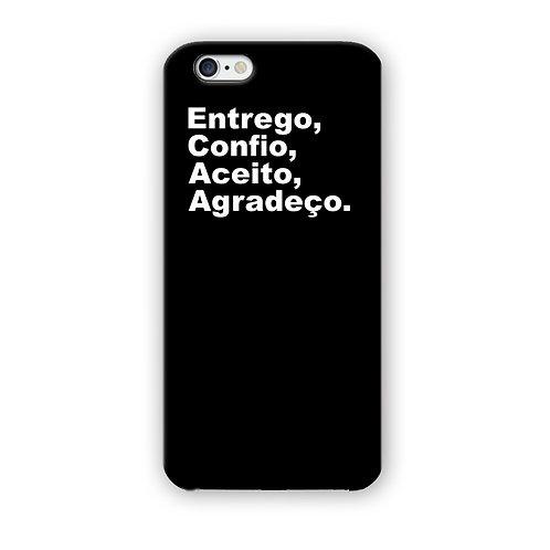 CAPINHA ENTREGO, CONFIO, ACEITO, AGRADEÇO
