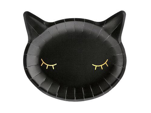 Black Kitty Pabertaldrikud
