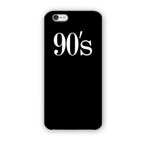 CAPINHA 90's