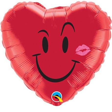 """Heart smile 18"""" / 5€"""