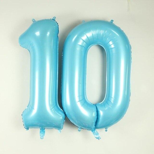 PASTEL BLUE / heeliumiga 10€ tk