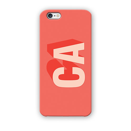 CAPINHA PERSONA DOUBLE TEXT CORAL