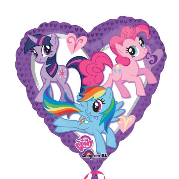 My little pony heart / 5€