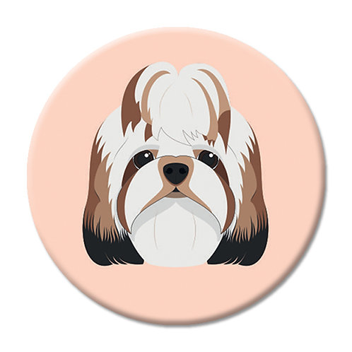 LOVE SOCKET SHIH-TZU