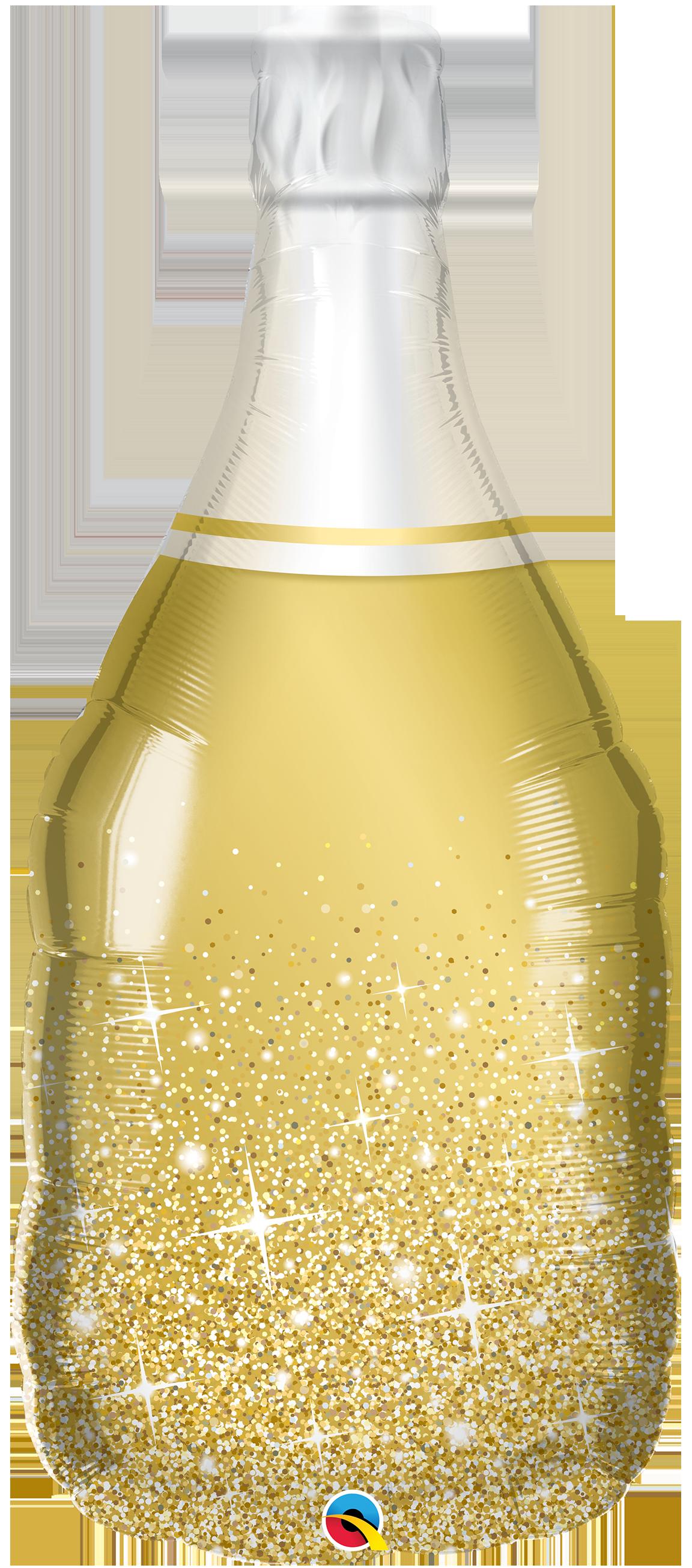 Gold bottle 8€