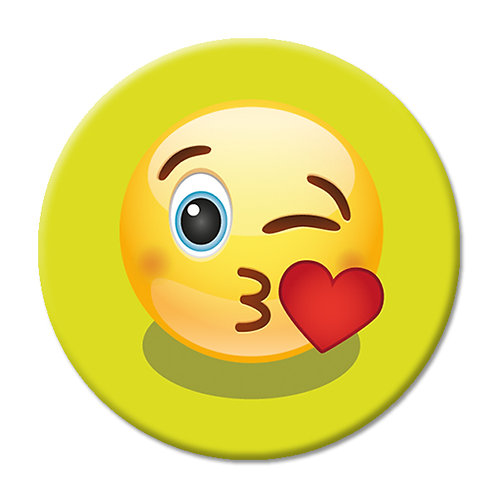 LOVE SOCKET EMOJI BEIJO
