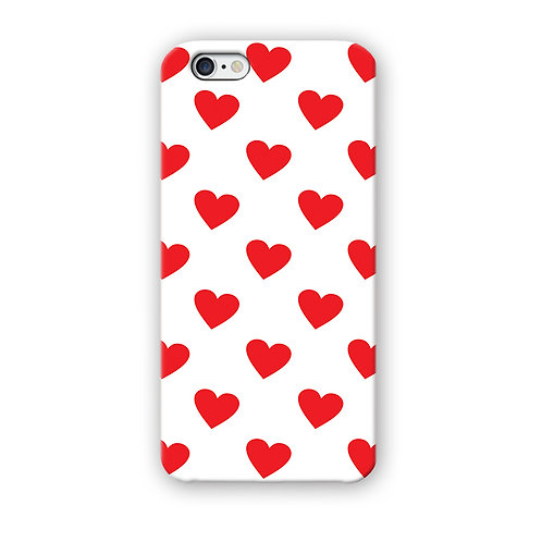CAPINHA RED HEARTS