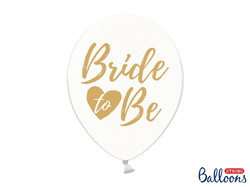 Bride to be cristal gold