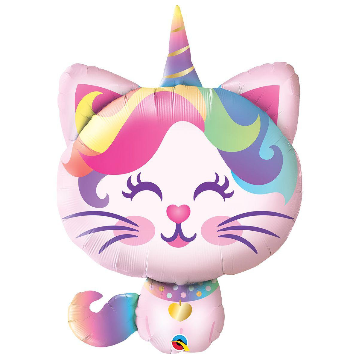 Rainbow cat 8€