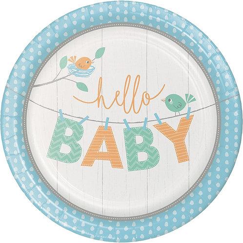 Hello Baby pabertaldrikud