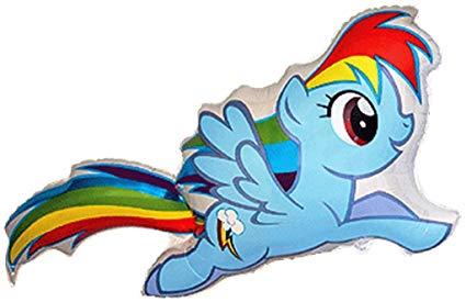 Blue pony 7€