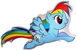 Blue pony 8€