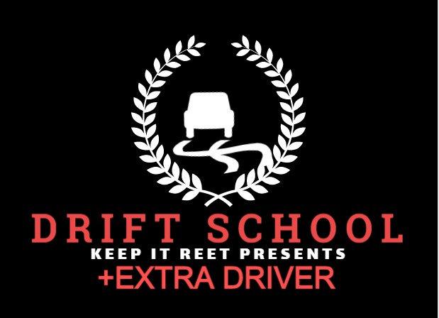 Winton Reetsuri Extra Driver Entry (Drift School)