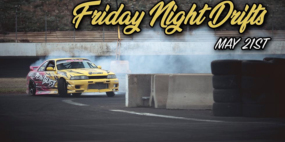 Final Days   Spectators May 21st 'Friday Night Drifts'