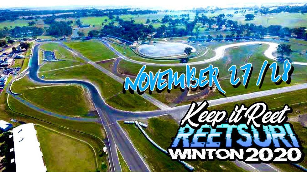 Winton Reetsuri (Main Track SAT ONLY)
