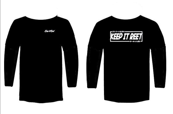 KiR OG Black Long Sleeve