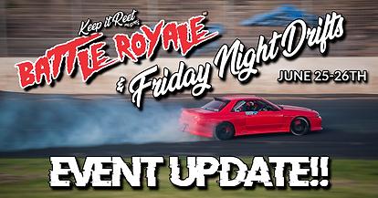 0625_FND & Battle Royale_Event Postponed