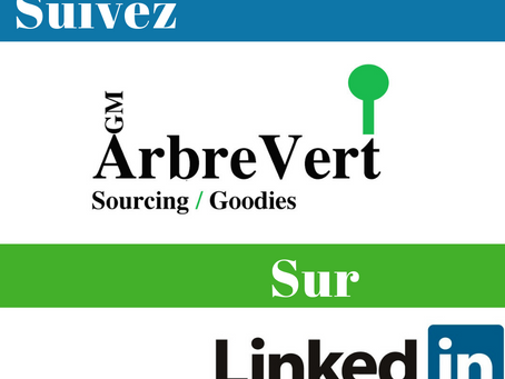 AGM ArbreVert lance sa page LinkedIn