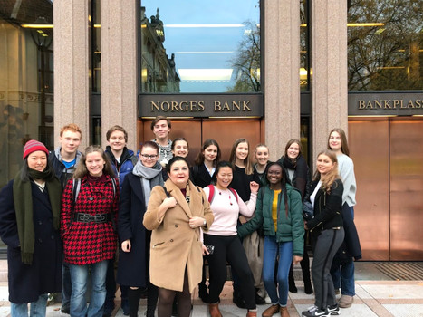 3IBs Visit to Norges Bank