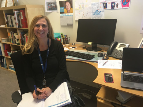 Teacher Interview – IB coordinator Elizabeth