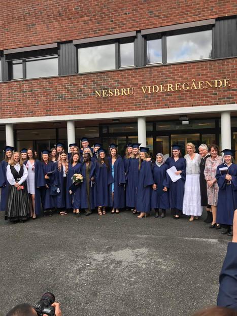 Class of 2019 Graduation!