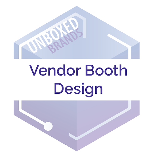Vendor Booth Design