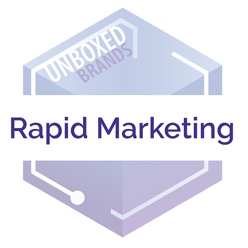 Rapid Marketing Package (48hrs or less)