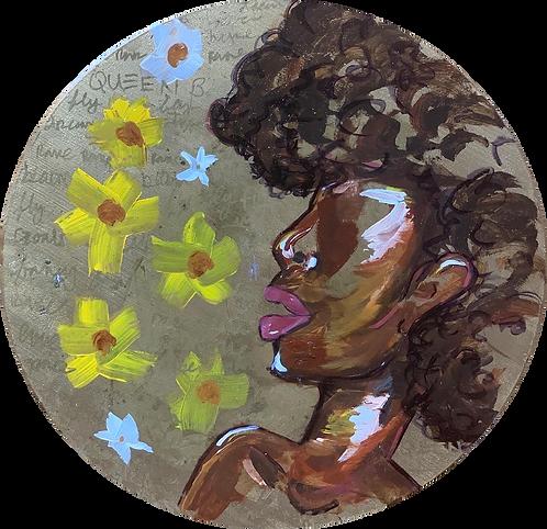 Hair Sticker