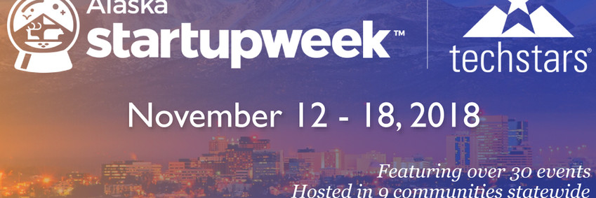 Alaska Startup Week Marketing Materials