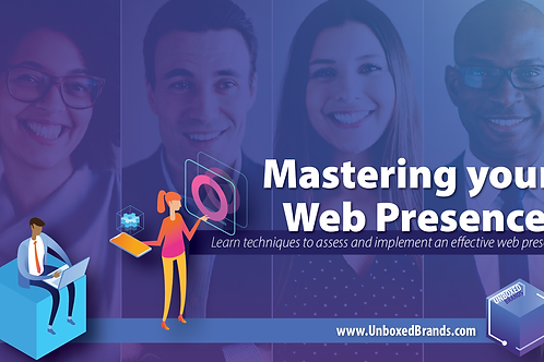 Mastering Your Web Presence