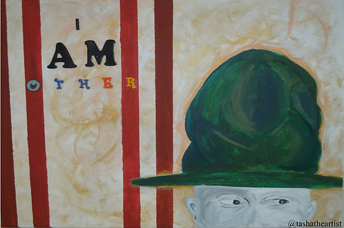I Am Other 16x20