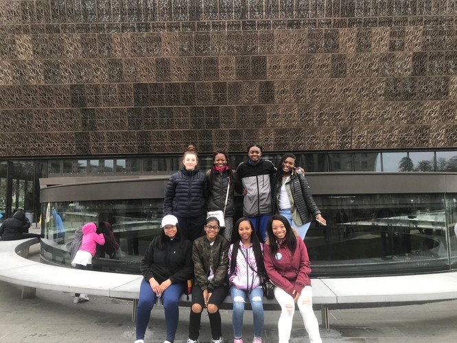 A Day at the African American Smithsonian Musuem