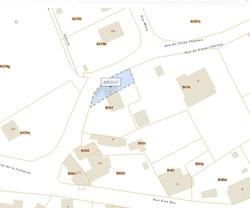 Plan Dorinne Rue du Vieux Chateau 7B