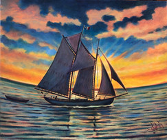 Hissons les voiles - Raynald Basque